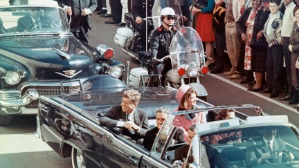 MONTECRISTO Blog: JFK