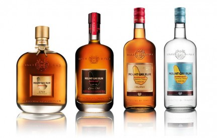 MONTECRISTO Magazine: Mount Gay Rum