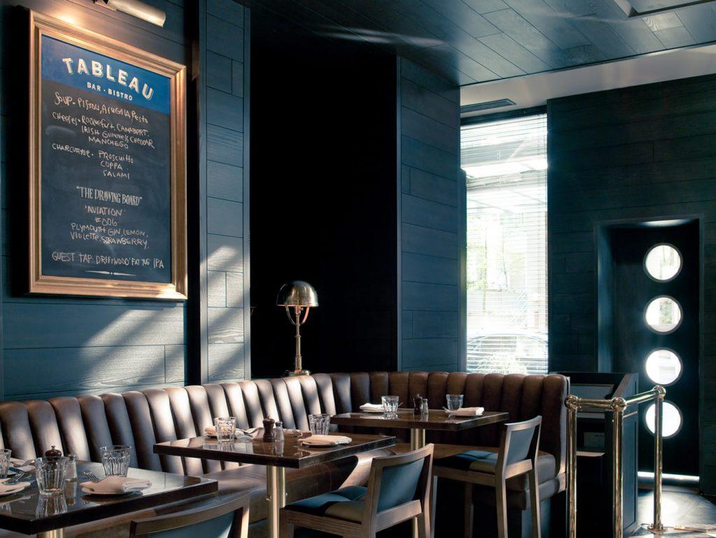tableau bar bistro and homer st cafe and bar montecristo. Black Bedroom Furniture Sets. Home Design Ideas