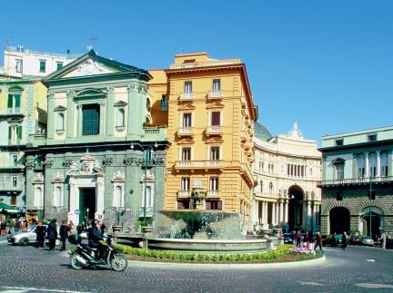 MONTECRISTO Magazine: Naples