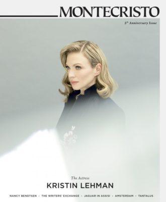 MONTECRISTO Winter 2013 Cover featuring Kristin Lehman