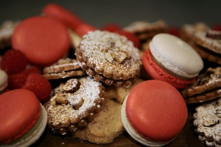 MONTECRISTO Blog: Holiday Treats, Bel Cafe and Beaucoup Bakery
