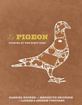 MONTECRISTO Blog: Cook On, Le Pigeon