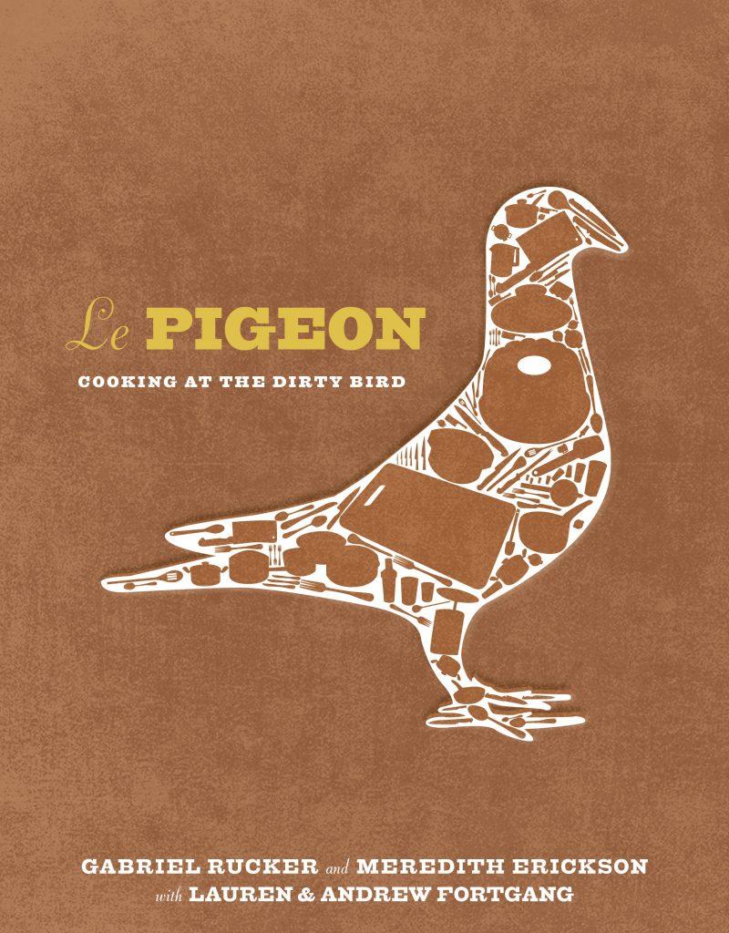 MONTECRISTO Blog: Cook On, Le Pigeon