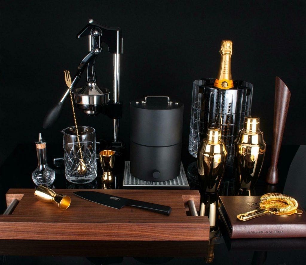MONTECRISTO Blog: The Luxury Bar