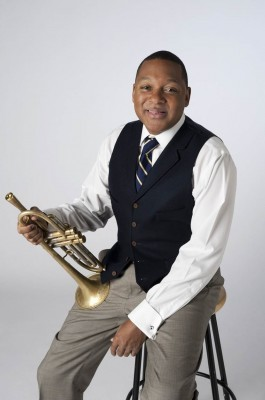 MONTECRISTO Blog: Wynton Marsalis at the Chan Centre