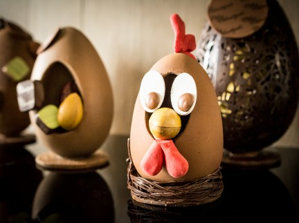 MONTECRISTO Blog: Easter with Chez Christophe