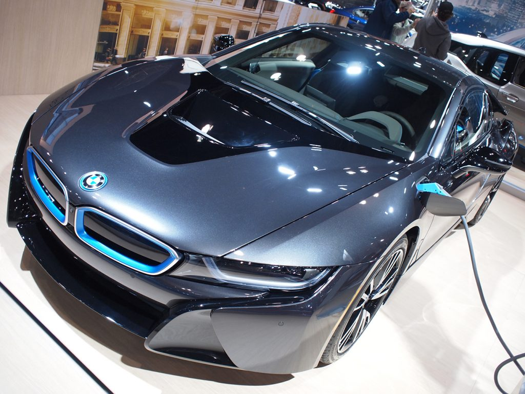 Vancouver International Auto Show Montecristo