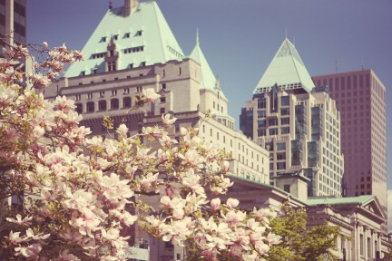 MONTECRISTO Blog: The Roof Restaurant and Bar at the Fairmont Hotel Vancouver