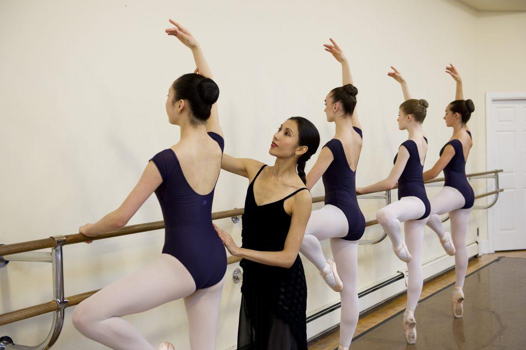 MONTECRISTO Blog: Goh Ballet Master Class Series