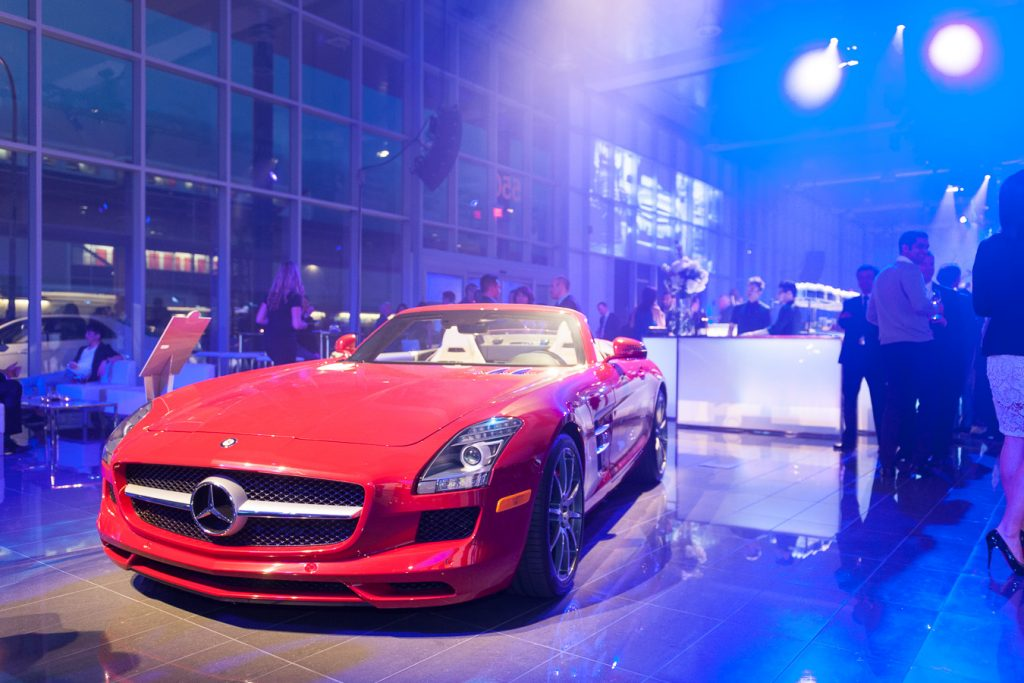 MONTECRISTO Blog: Mercedes-Benz Terminal Grand Opening