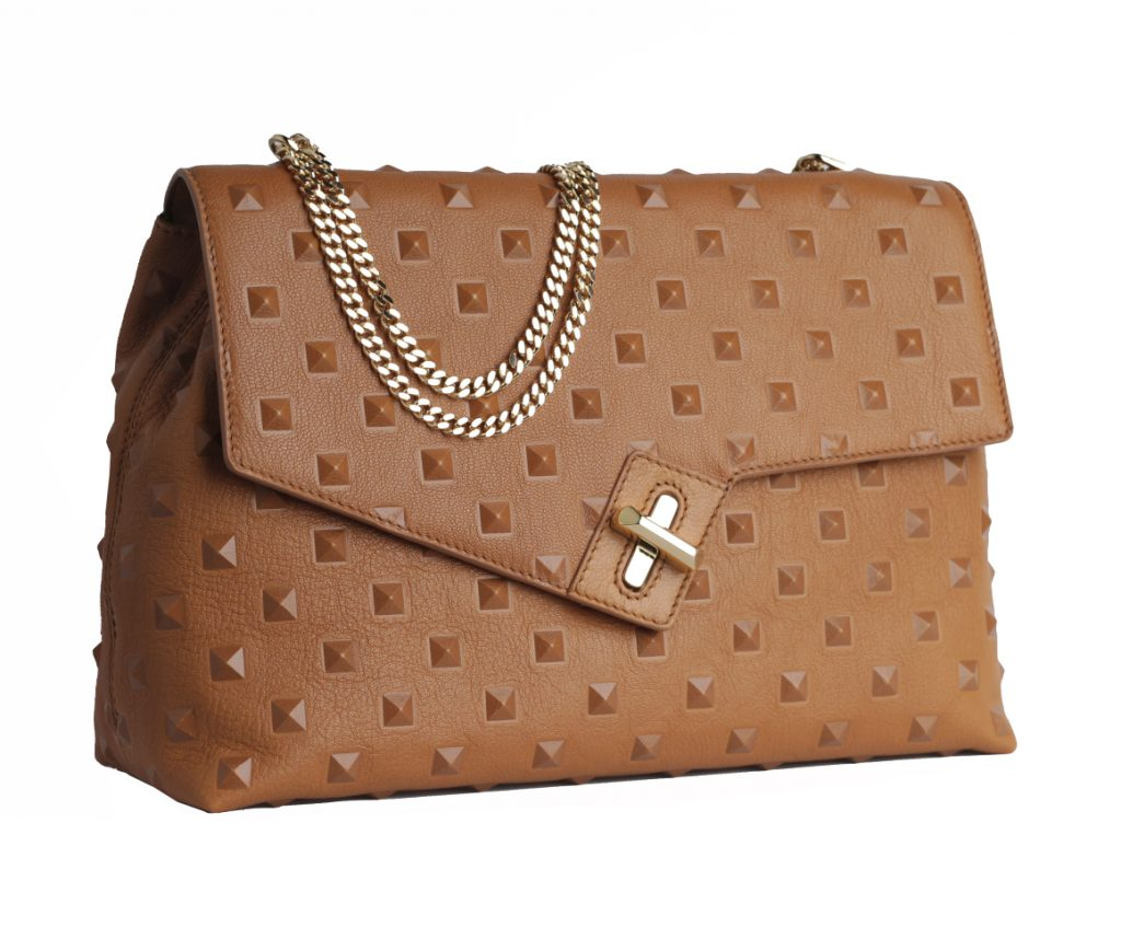 Handbag Shoulder Bag Shopper Studs Star