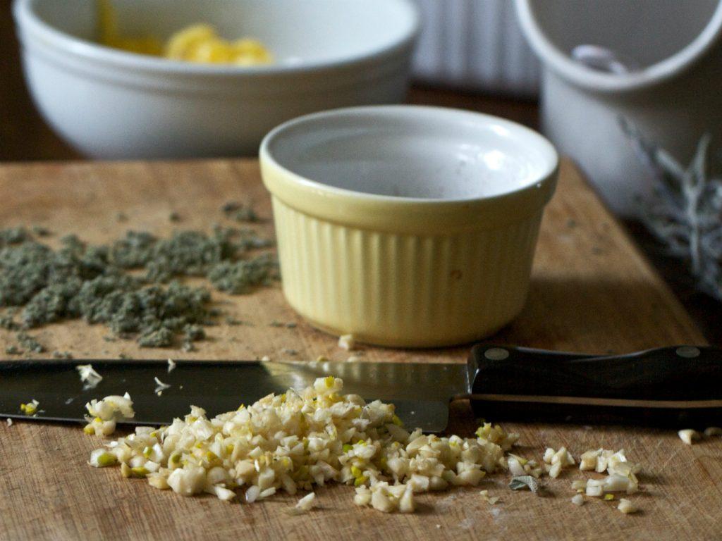 MONTECRISTO Blog: Herb-Stuffed Pattypan Squash Recipe