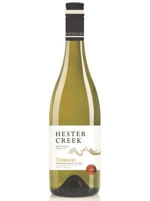 MONTECRISTO Blog: Hester Creek Old Vines Terbbiano