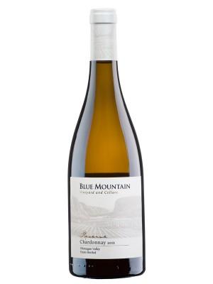MONTECRISTO Blog: Blue Mountain Reserve Chardonnay