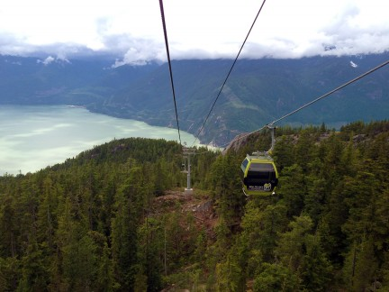 MONTECRISTO Blog: Sea to Sky Gondola