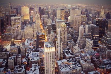 MONTE Blog: New York Weekend