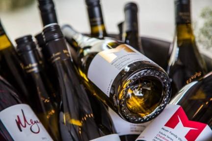 MONTE Blog: Meyer Family Vineyards Tasting Notes