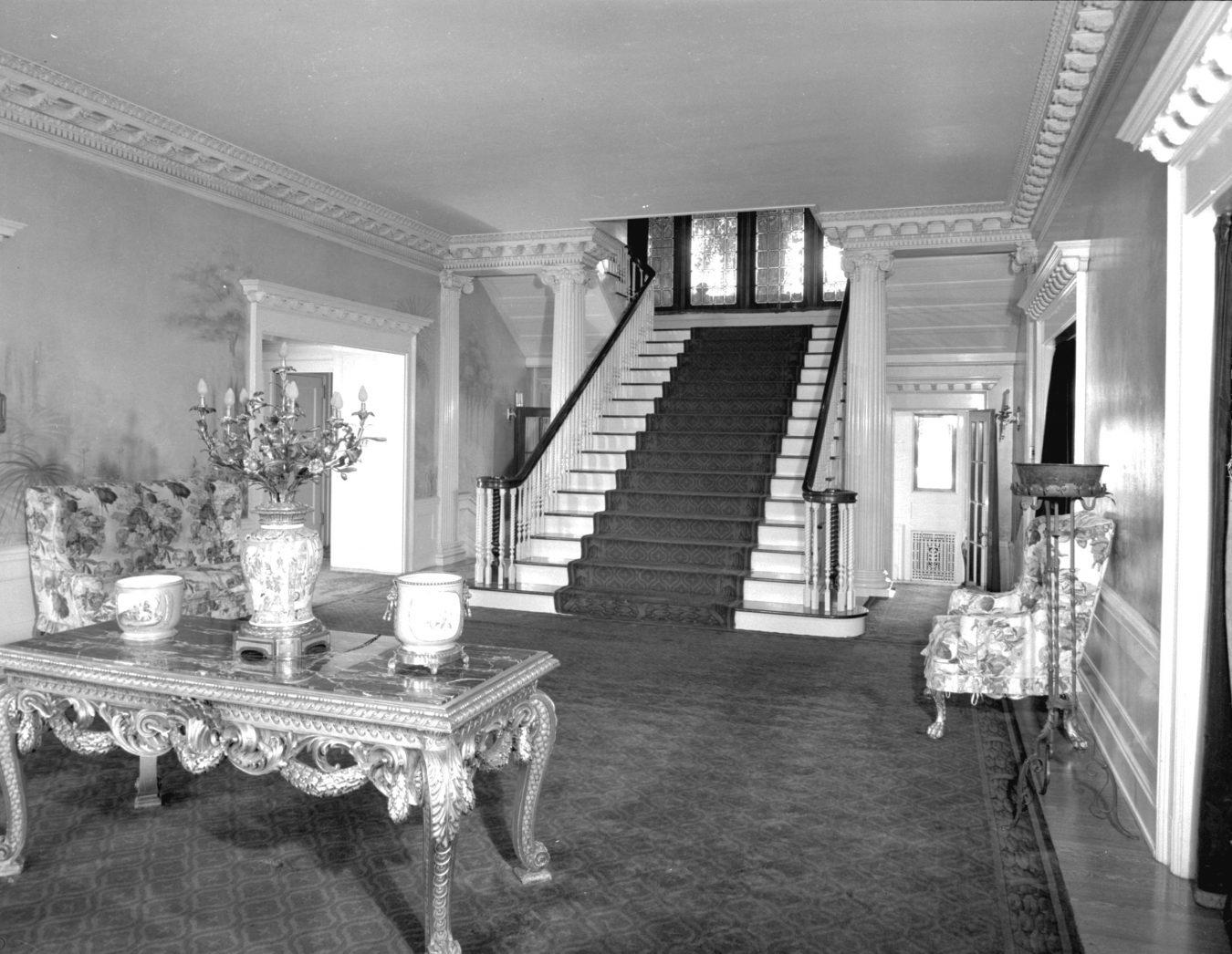 Hycroft Manor interior