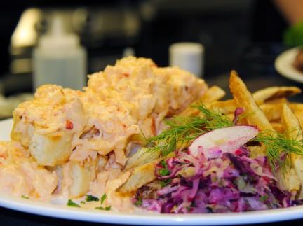 MONTE Blog: Lobster Sandwich
