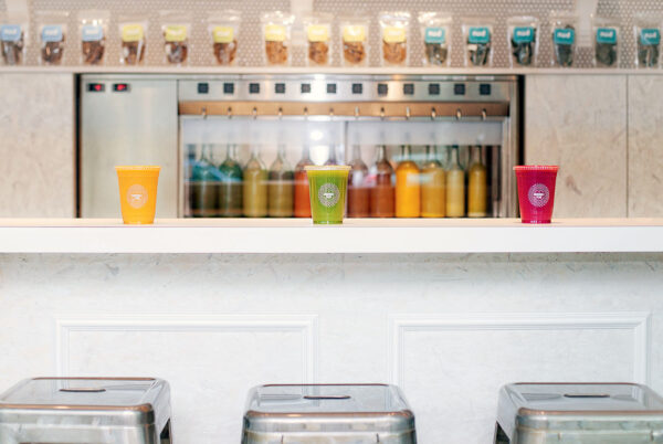 juicing essay Individual assignment 2 boost juice utilize various differentiation variables when differentiating its products from its competitors like, top juice, berri, starbucks.