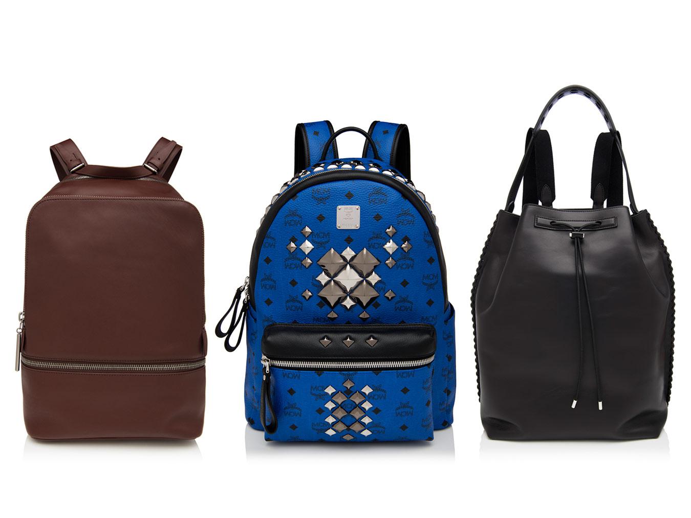 MONTECRISTO Blog: Backpacks