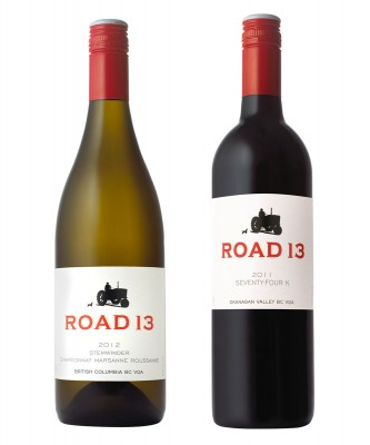 MONTECRISTO Blog: Road 13 Wines