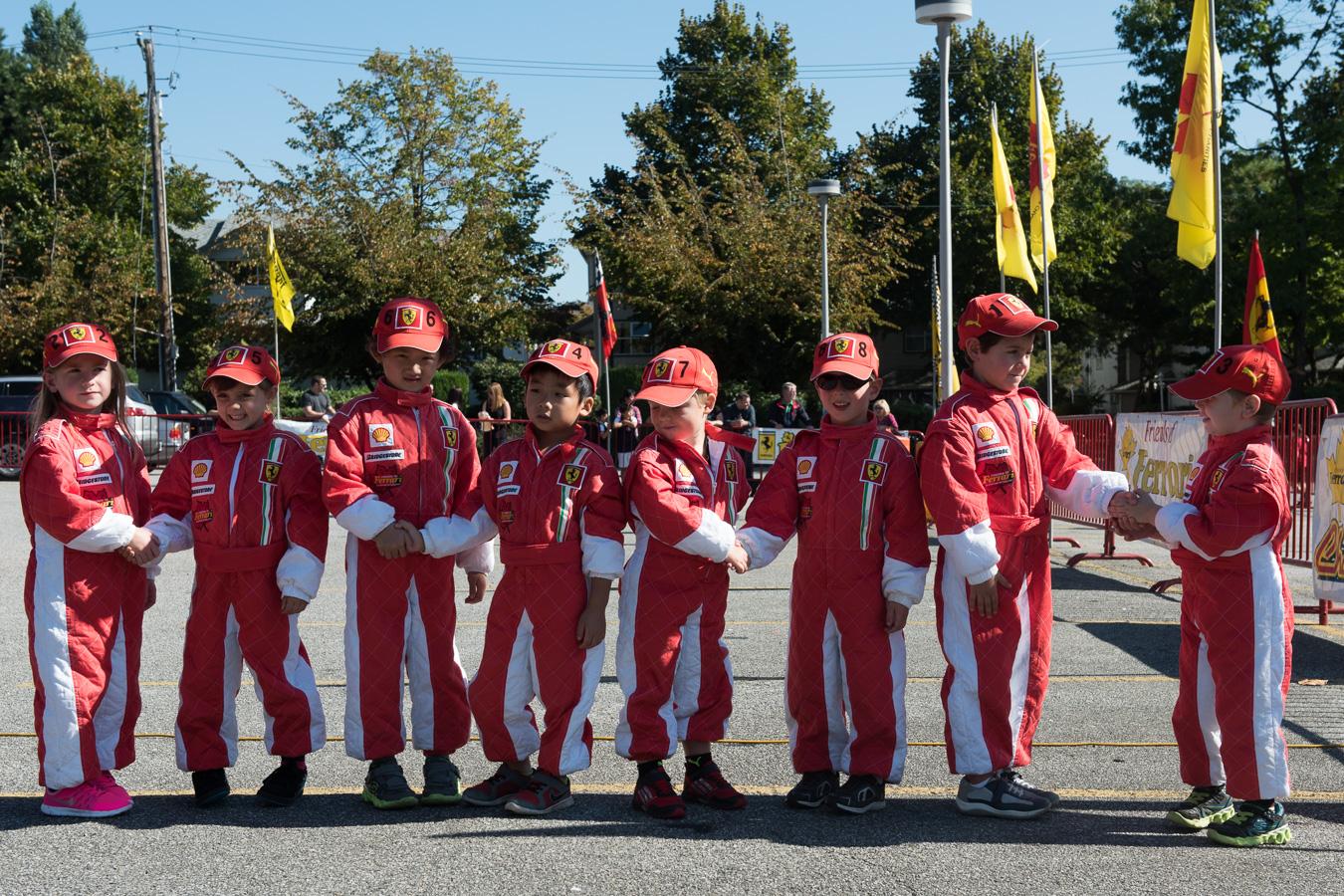 MONTECRISTO Blog: Friends of Ferrari