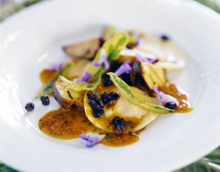 MONTECRISTO Blog: Herbfarm Restaurant