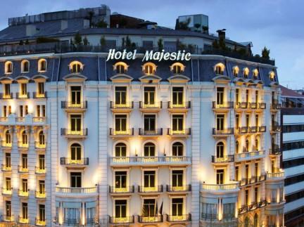 MONTECRISTO Blog: Hotel Majestic