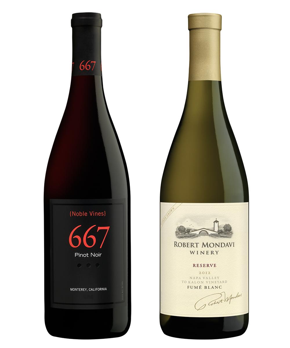 MONTECRISTO Blog: Noble Vines and Robert Mondavi