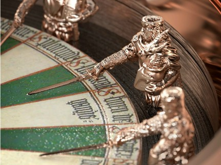 MONTECRISTO Magazine: Roger Dubuis Excalibur Round Table Watch