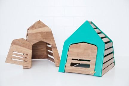 MONTECRISTO Blog: Handcrafted Holiday, Gamla Doghouse