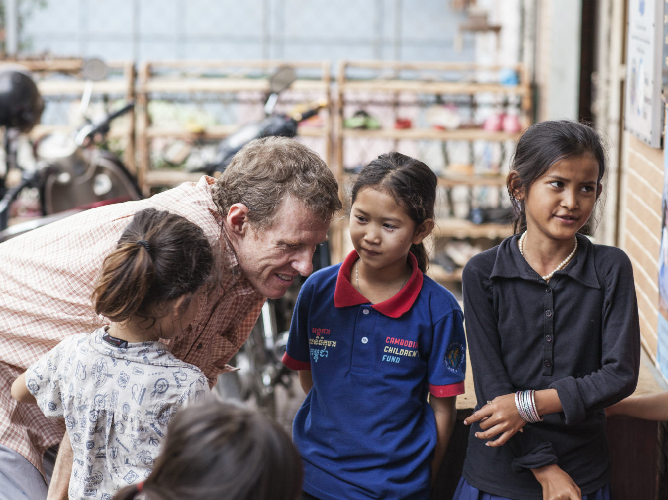 the cambodian childrens fund Preparatory school boys gave their all for the cambodian children's fund (ccf) on wednesday by taking part in the annual prep school.