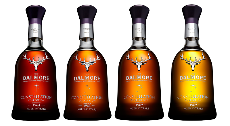 The Dalmore Constellation Collection - MONTECRISTO