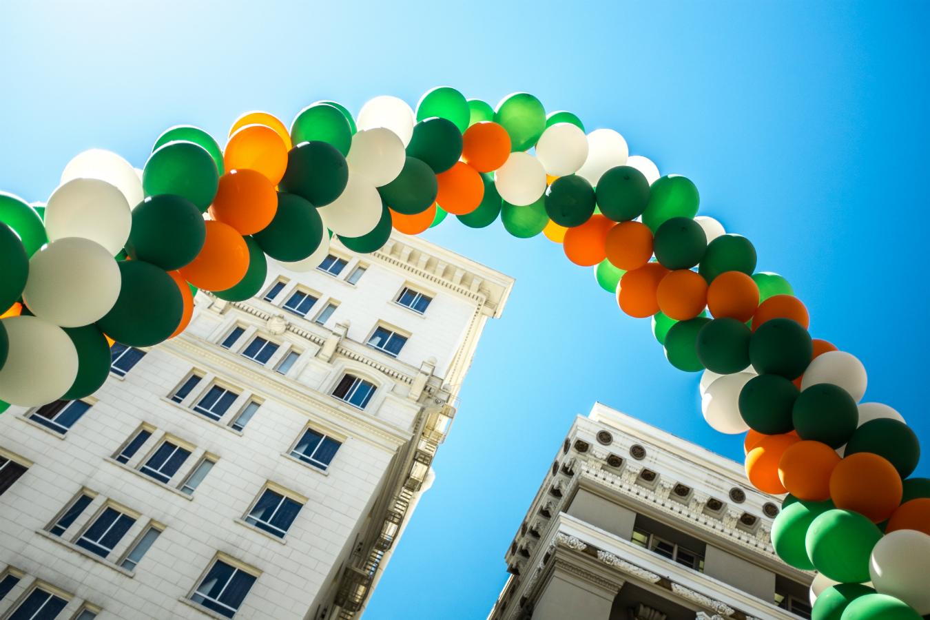 MONTE Blog: St Patrick's Day