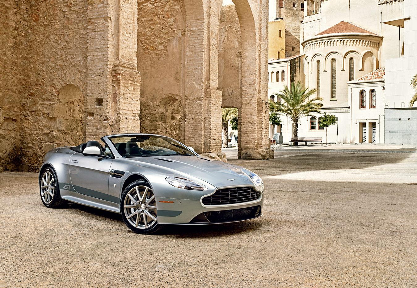 MONTECRISTO Magazine Spring 2015: Aston Martin