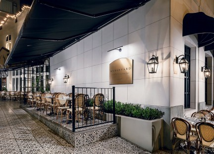 MONTECRISTO Magazine: Boulevard Kitchen and Oyster Bar