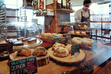 MONTECRISTO Blog: Railtown Café