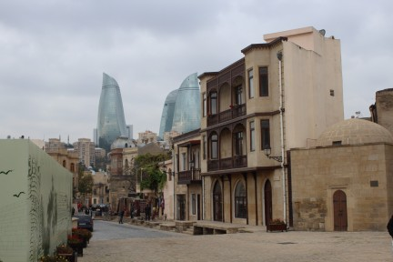 MONTECRISTO Magazine: Baku, Azerbaijan