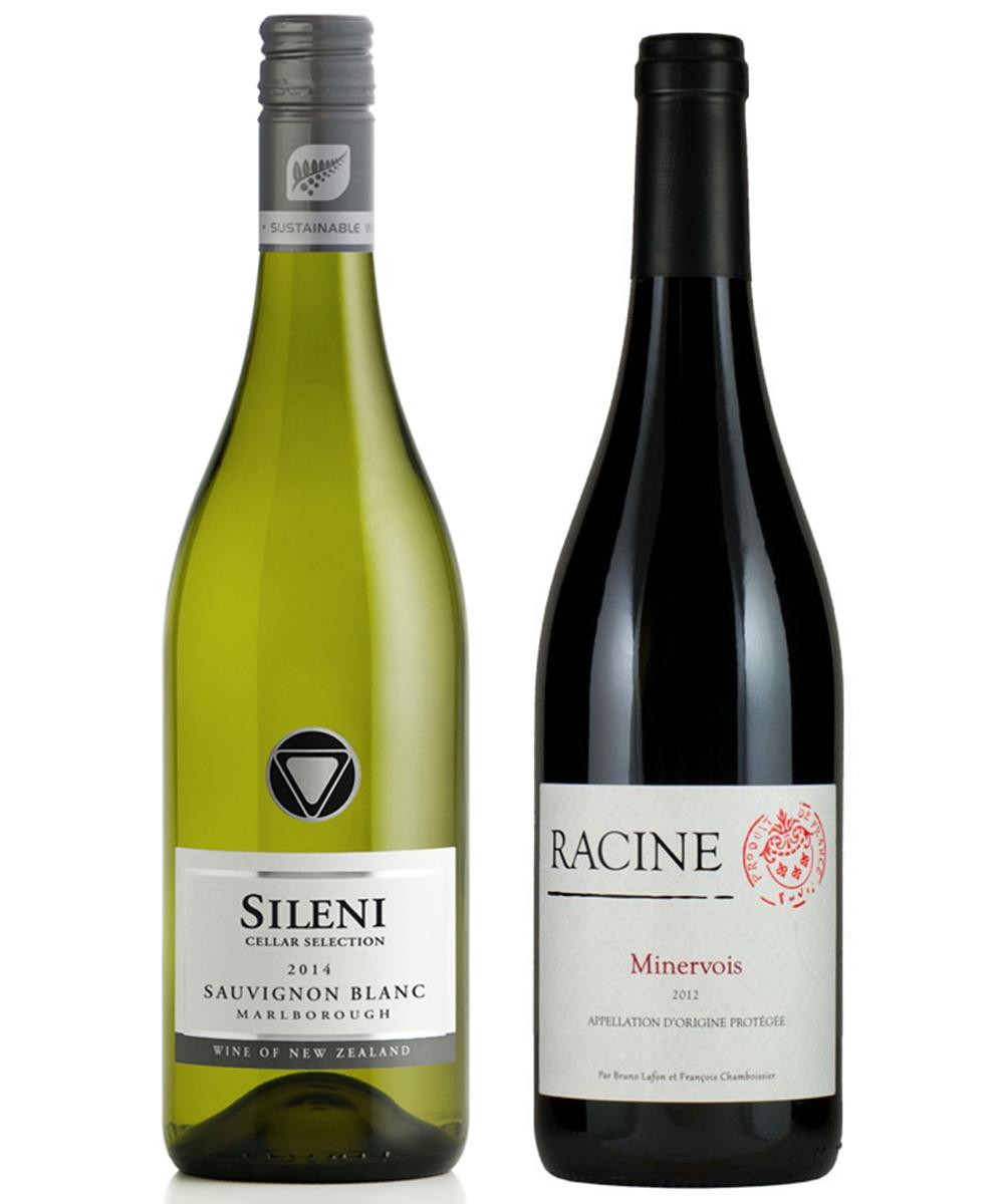 MONTECRISTO Blog: Sileni Sauvignon Blanc and Racine Minervois