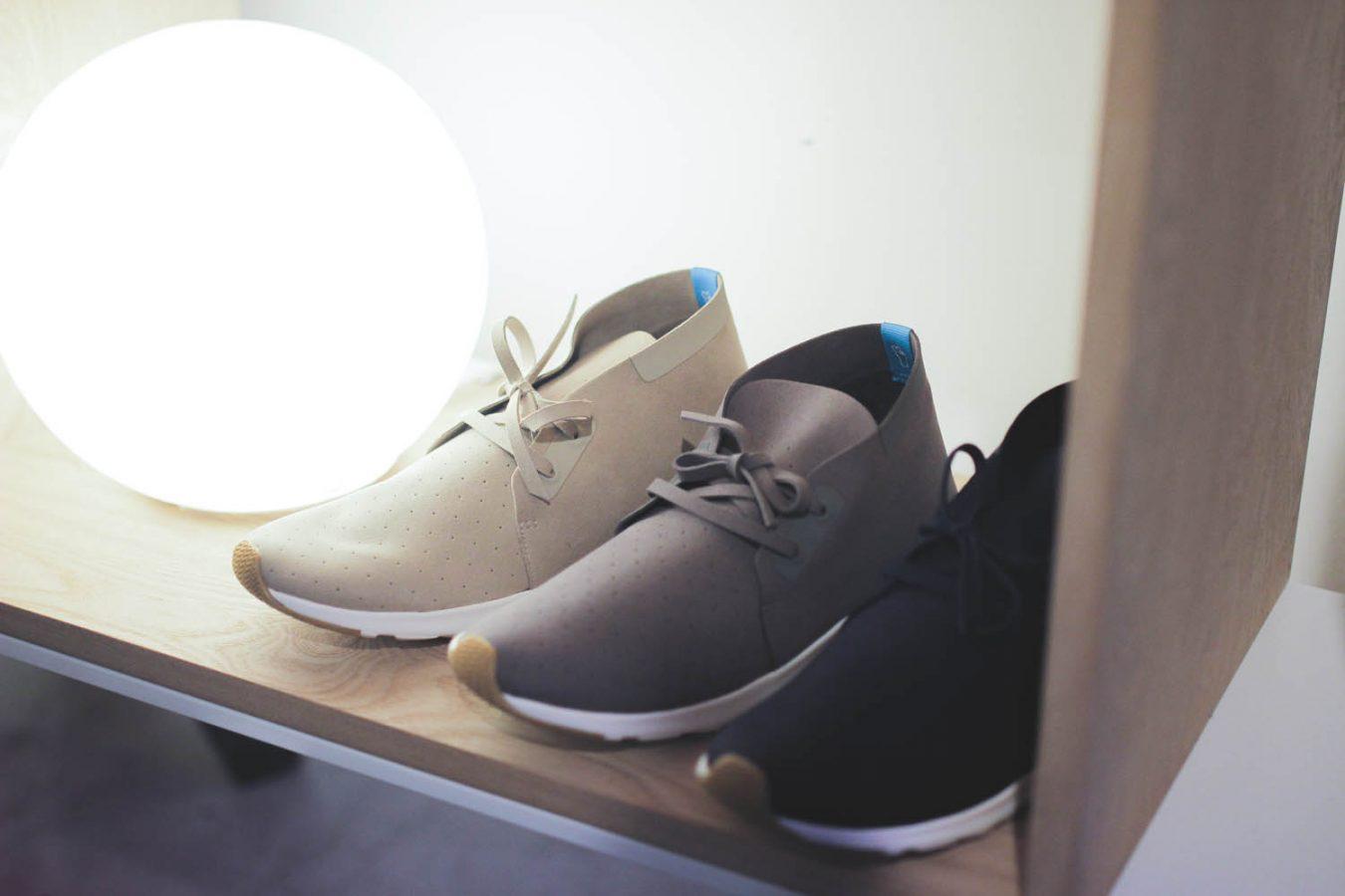MONTECRISTO Blog: Native Shoes