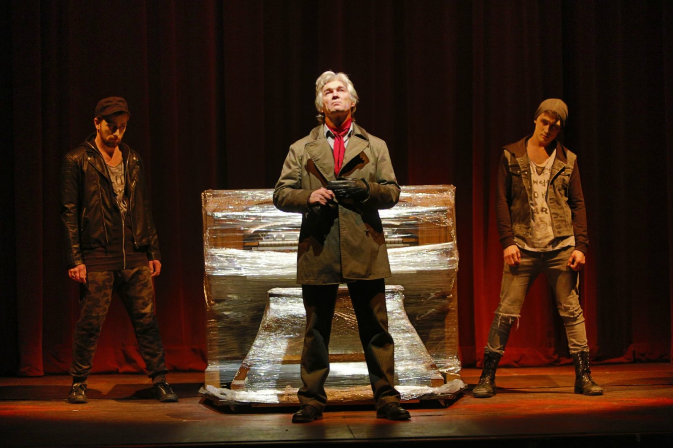 MONTECRISTO Blog: Sweeney Todd at the Vancouver Opera
