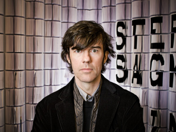 essay on stefan sagmeister Stefan sagmeister talks about the state of current design, ethics, advertising and aesthetics  essays essays 29 november 2004  how good is good.