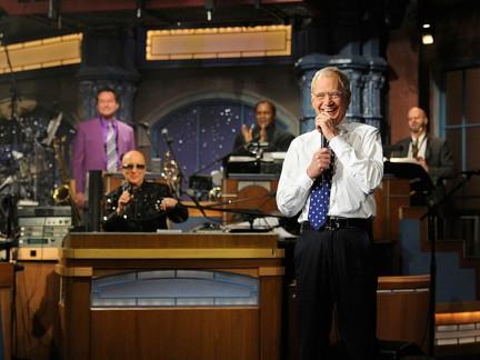MONTECRISTO Blog: Letterman Departs