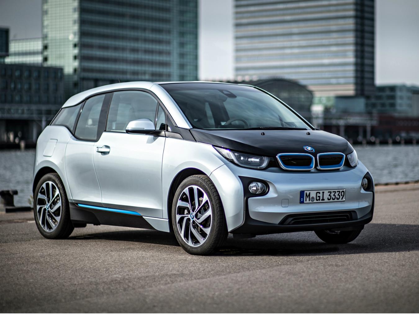 MONTECRISTO Blog: The BMW i3