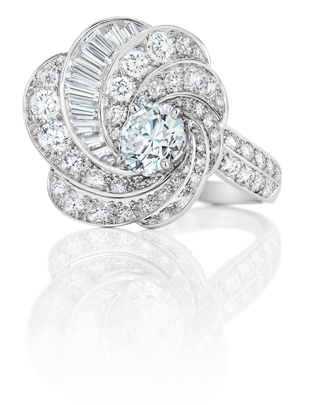 Diamond ring essay