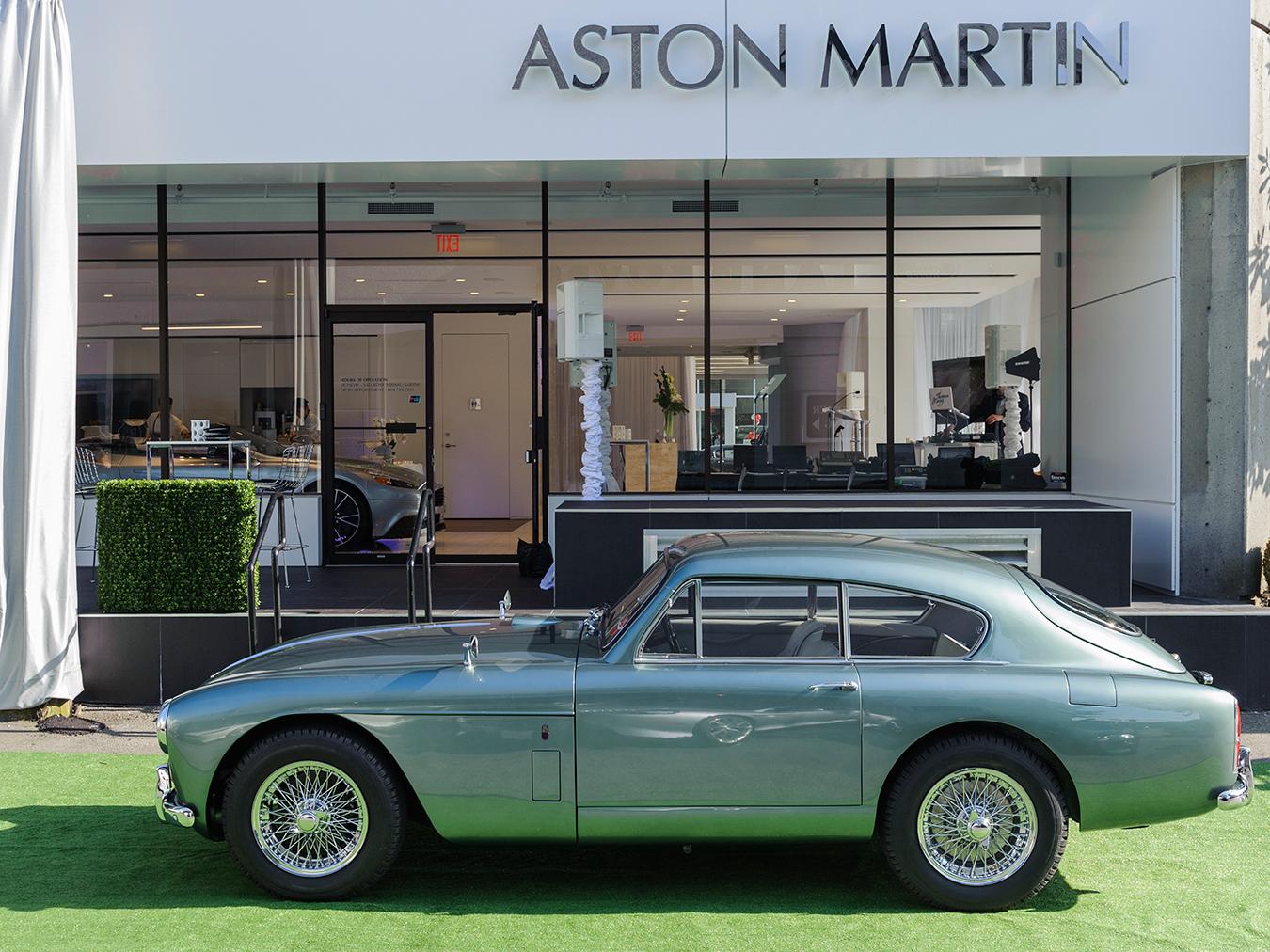 MONTECRISTO Blog: Aston Martin's New Space