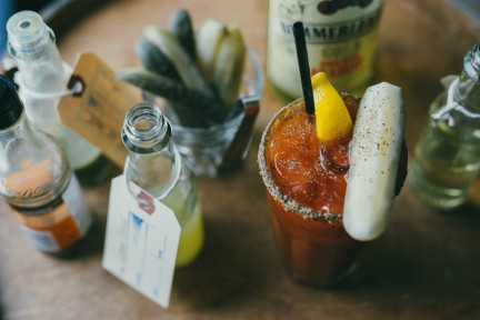 MONTE BLOG: Maison Publique's Craft Caesar