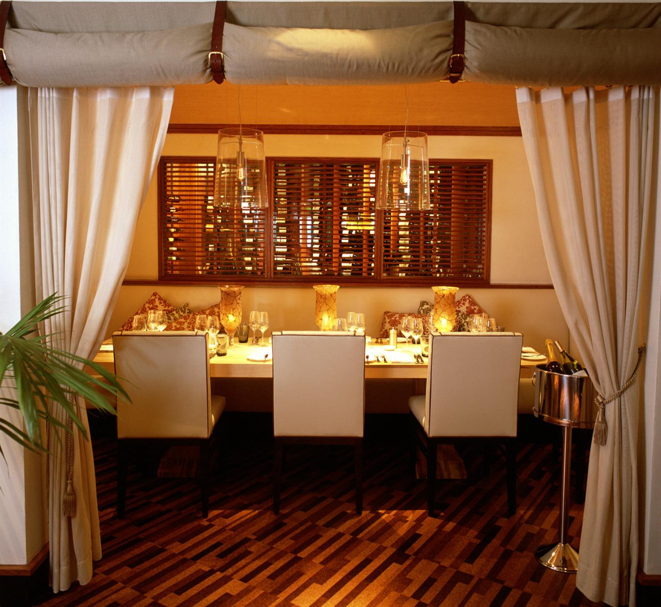 Hotel Dining Room: 1500 Ocean Restaurant